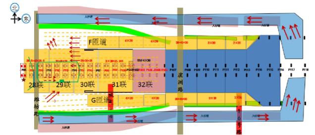 济南市北园大街快速路西延建设工程施工四标段既有箱梁顶升专项工程
