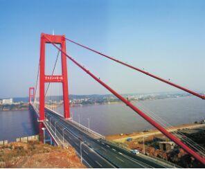 宜昌長江公路大橋主橋墩支座維修工程【2013】