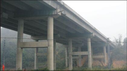 廣西岑溪至興業高速公路橋梁缺陷整治工程【2011】