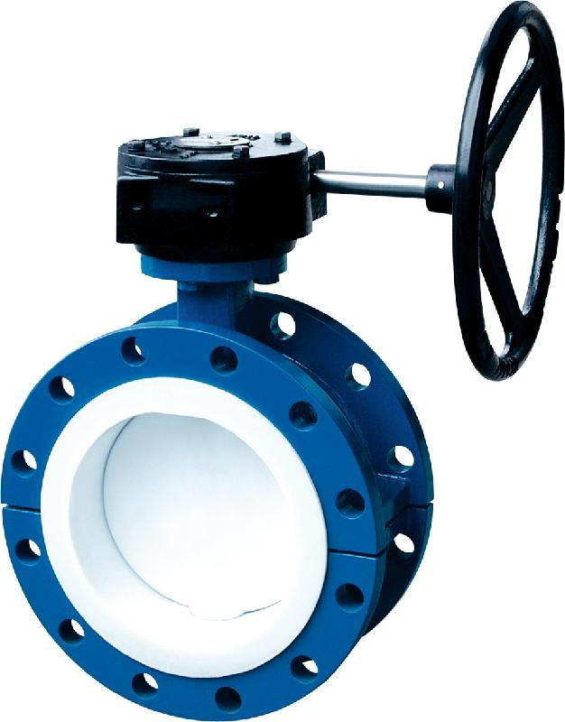 Picture of Butterfly valve-DI01