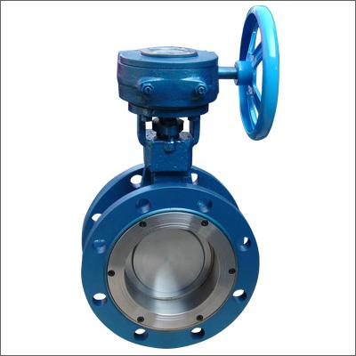 Picture of Butterfly valve-DI02