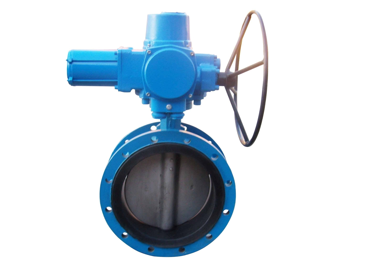 Picture of Butterfly valve-DI04