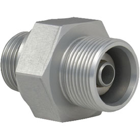 Picture of stainless steel connector