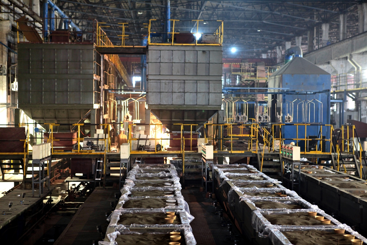 Picture of Production Line