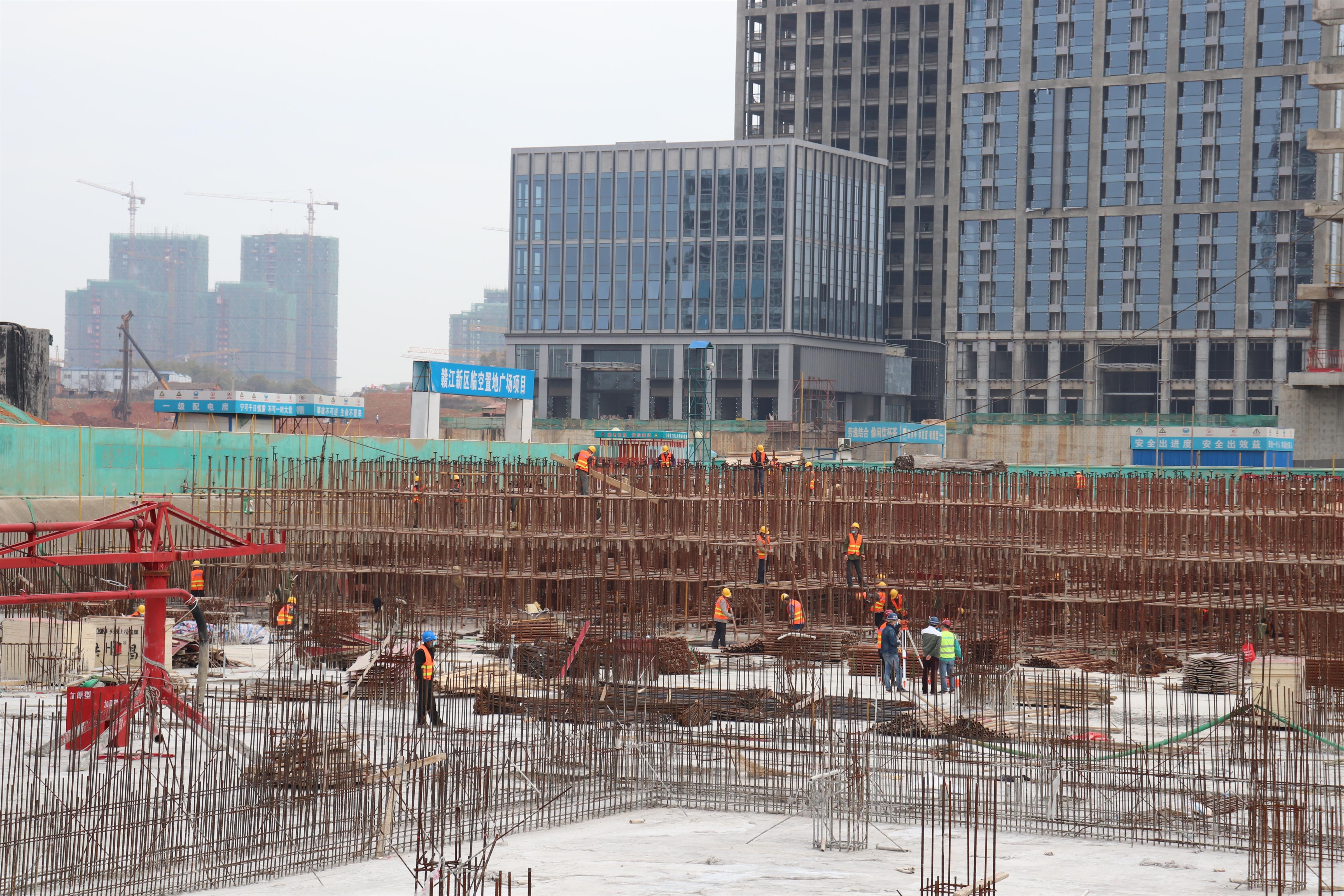 江西九银金融大厦项目