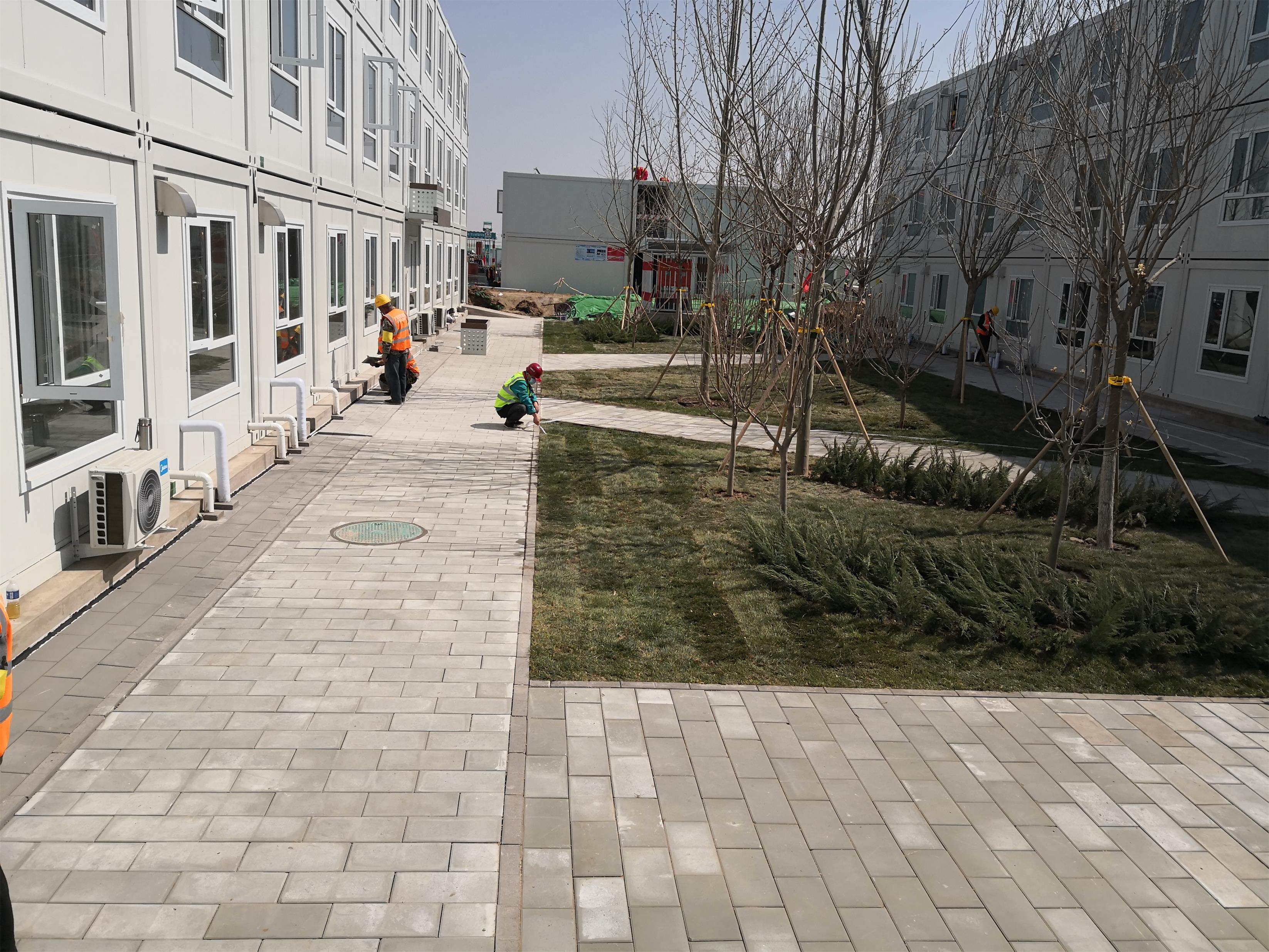 雄安新区建设之家2号营地工程