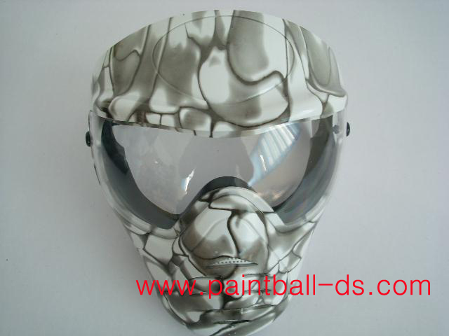 Helmet  Thermal Goggle
