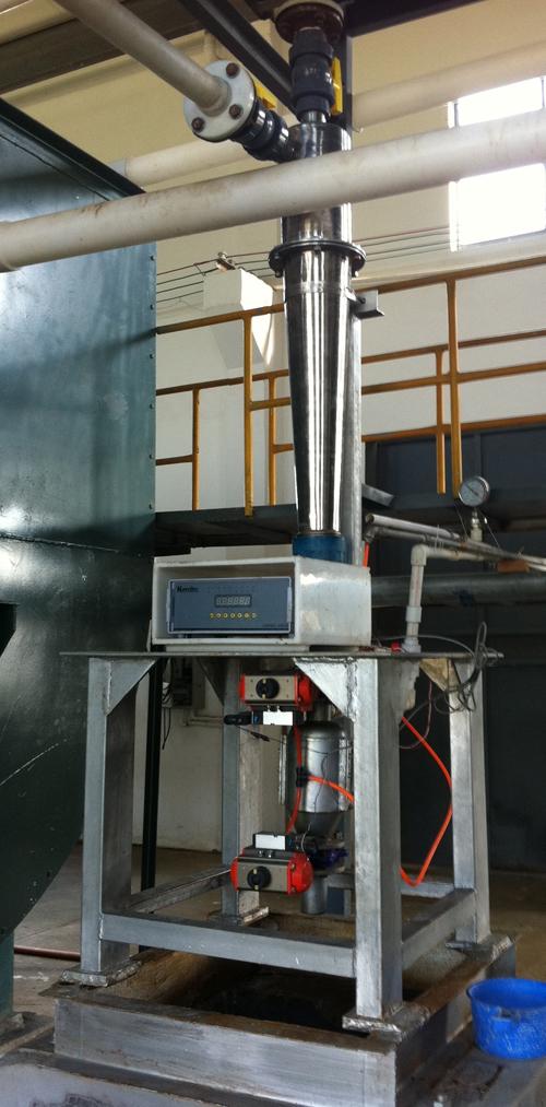 自动排渣器