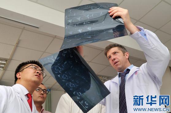 河北沧州:国际医疗资源惠及患者