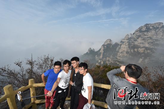 河北省旅发大会火了京西百渡游 新业态项目丰富游客体验