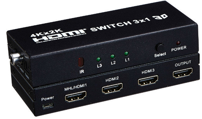 HDMI  高清切换器3切1/4切1/5切1