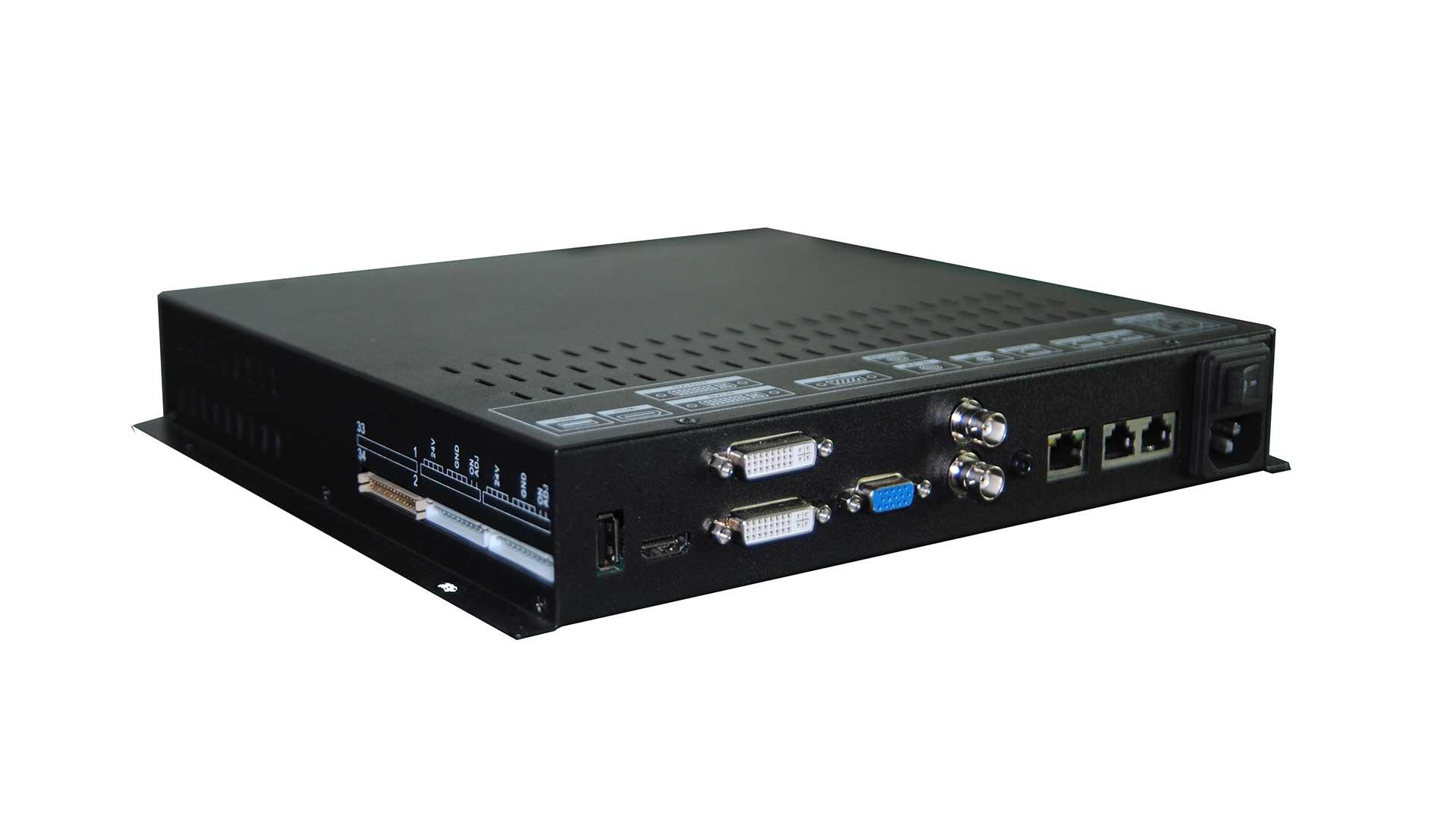 北科智能液晶拼接控制器----贵族BW系列-BW320D(带DVI环出功能)