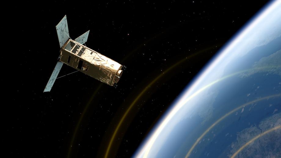 KOMPSAT-3A卫星影像数据