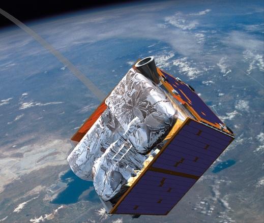 KOMPSAT-3卫星影像数据