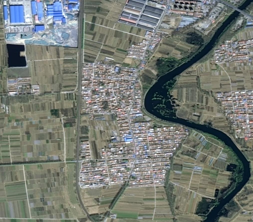 高分一号卫星影像数据B/C/D-2米