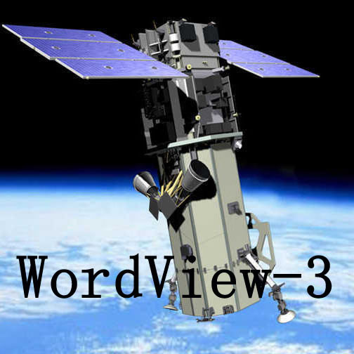 WorldView-3 卫星影像数据