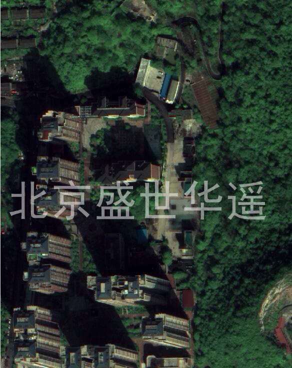 WorldView2卫星影像图