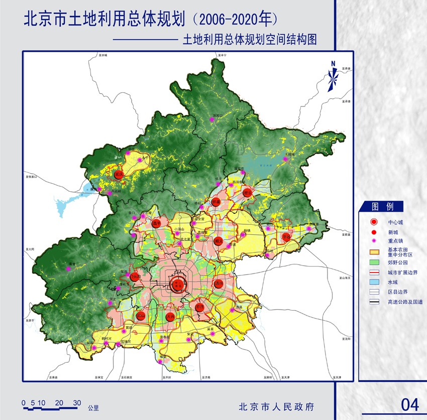 土地利用数据
