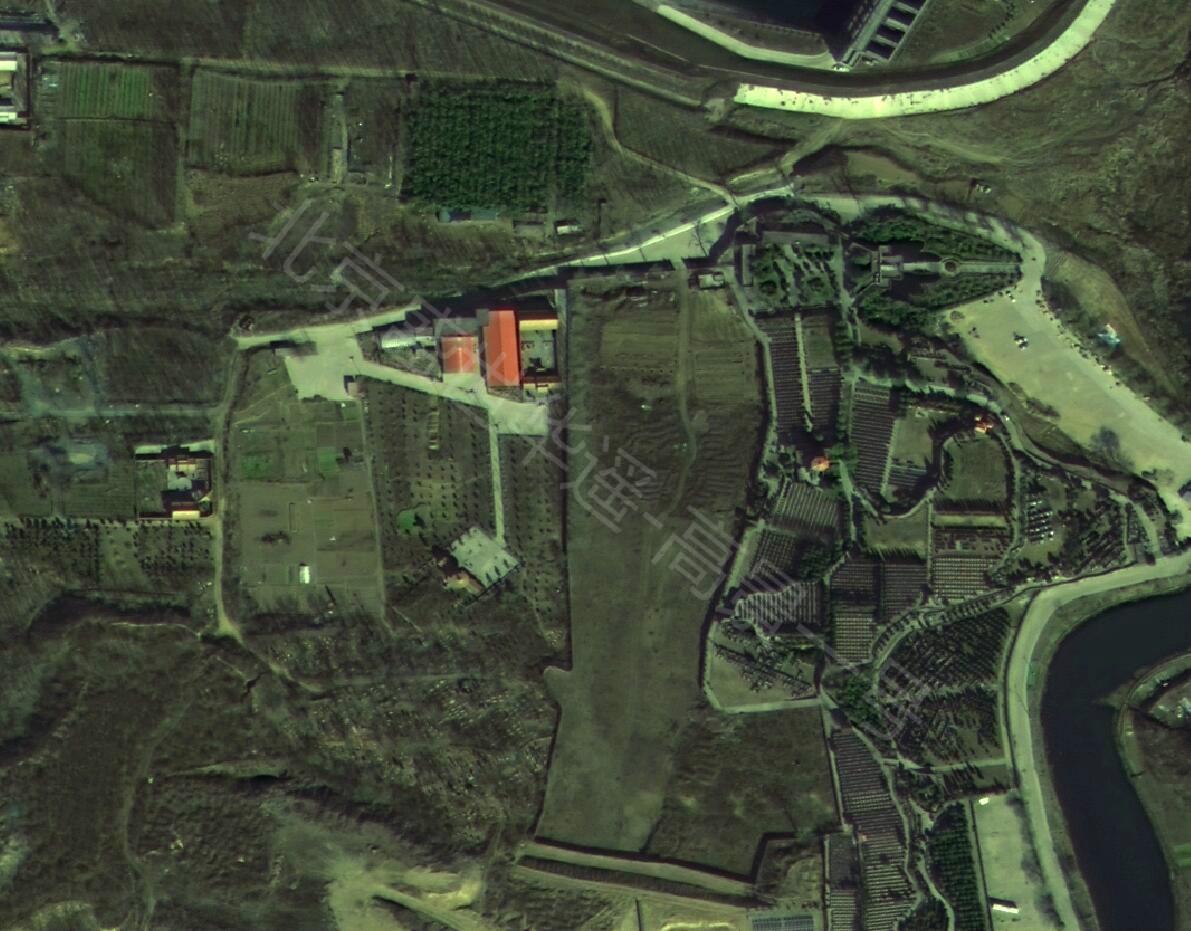 高景一号卫星影像数据_0.5米