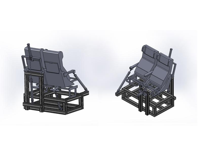 TY-ZYNJ-01型机车座椅耐久性试验设备