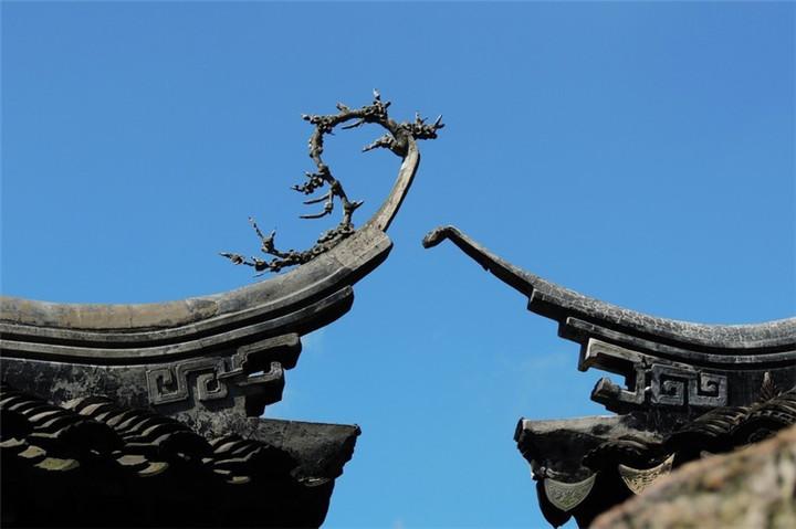 古代木结构的梁架组合形式