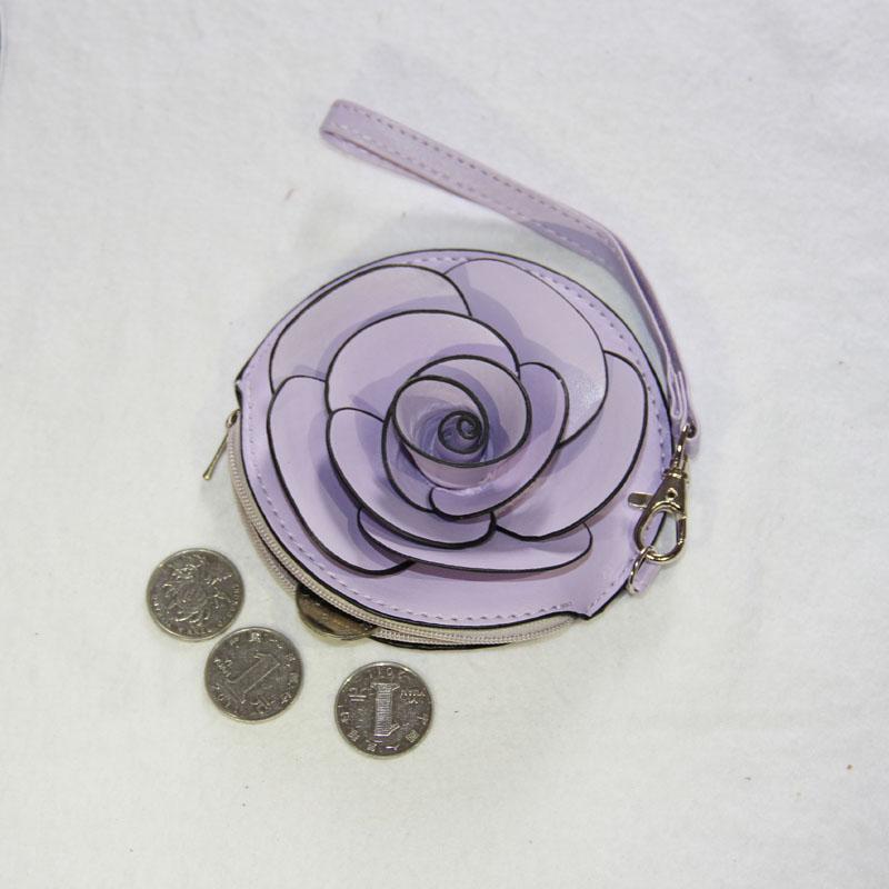 花朵零钱包