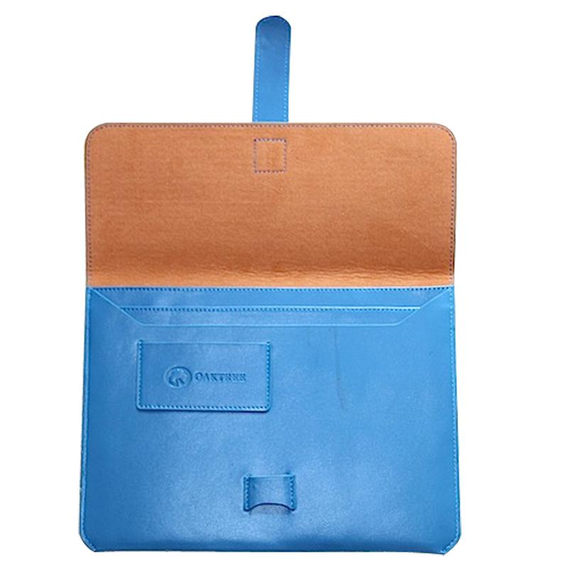 商务真皮文件包ipad包 真皮