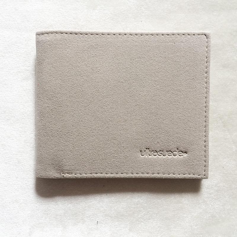 超纤短款钱包