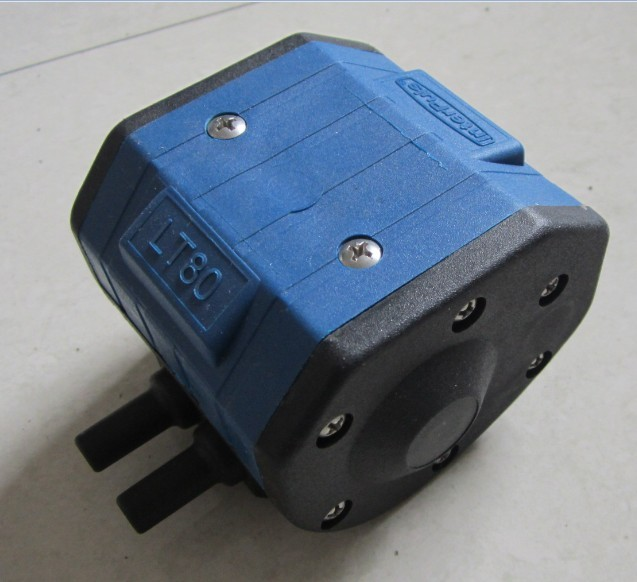 machine pulsator
