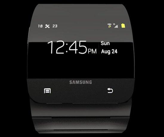 三星智能手表(腾讯科技配图)