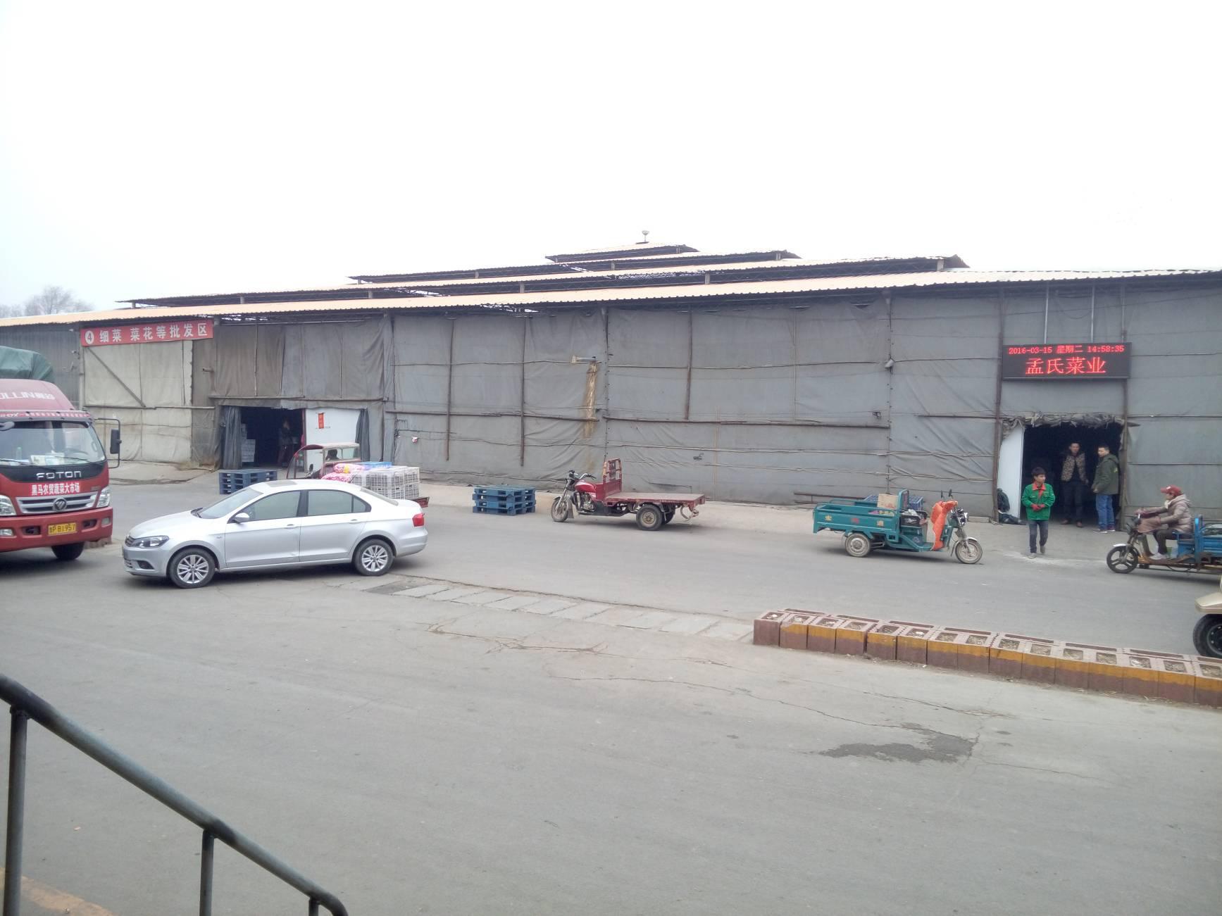 河北永盛酱料水产车销系统启用