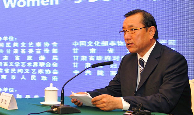 Lian Ji, Director of Publicity Department of CPC Gansu Provincial Committee