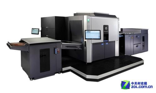 惠普新印刷設備將亮相China Print2013