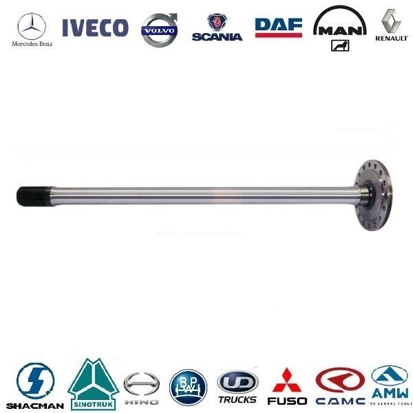 Axle half shaft