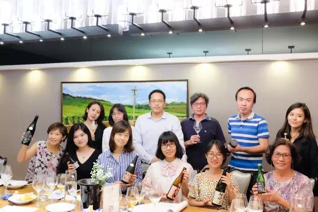 "回顾  9月16日 Wine Room清酒课,带你品尝""十四代"""