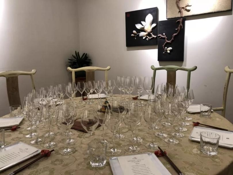 回顾  4.月13日 美国纳帕传奇名庄ChateauMontelena老年份垂直晚宴– 年份笔记
