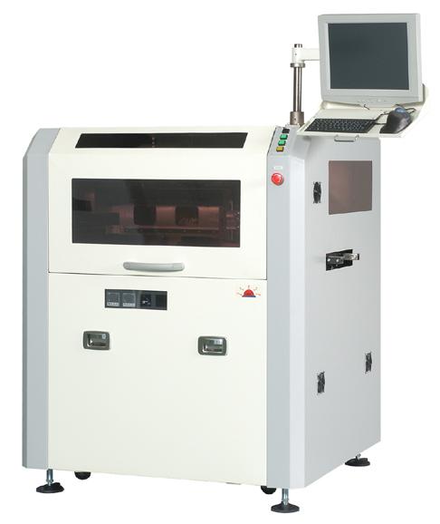 Shinwa 喷锡/点胶系统