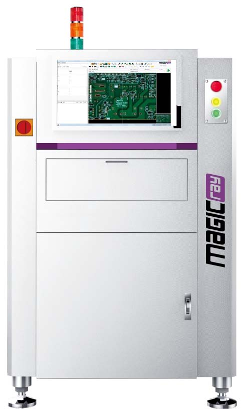 MAGICray  V5000系列--高精度、高速度在线 AOI