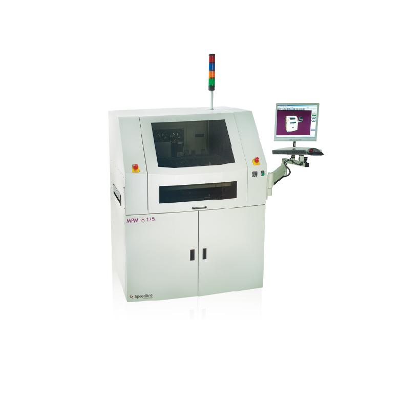 MPM125 stencil printer