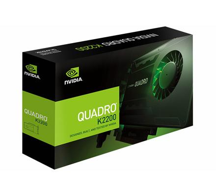 丽台 Quadro K2200专业图形显卡