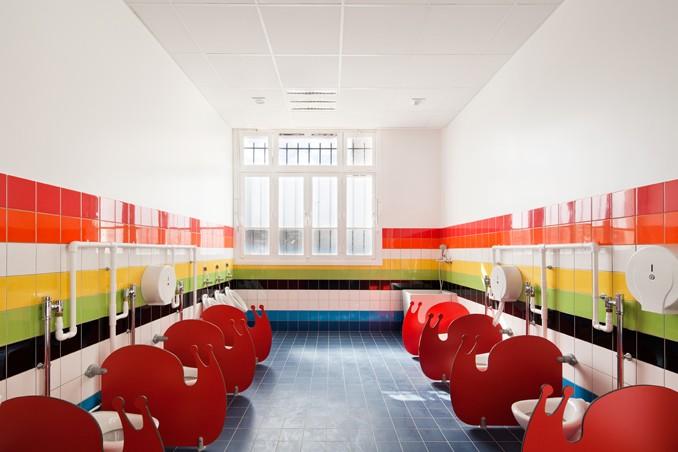 幼兒園衛生間設計圖