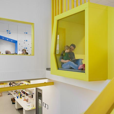 幼兒園活動室角落設計