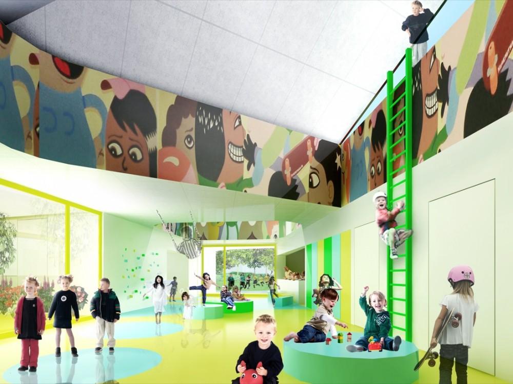 幼儿园环境布置