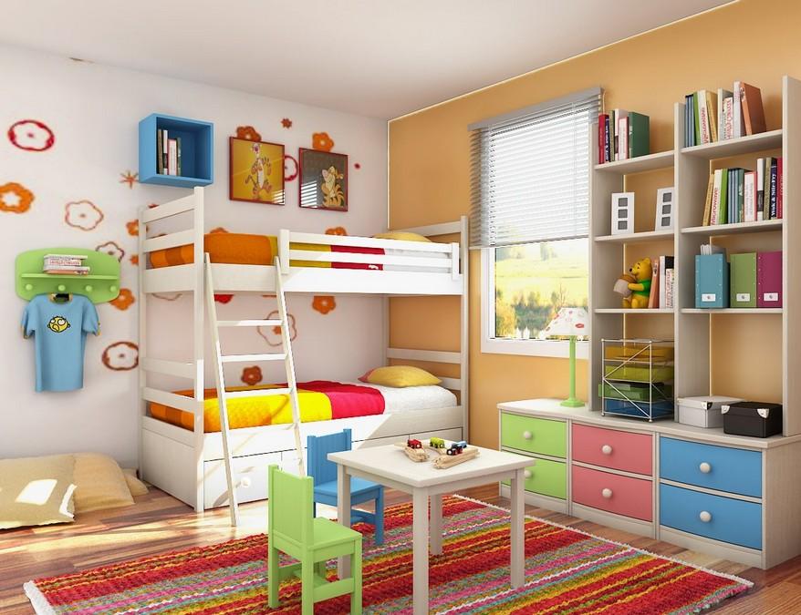 兒童房裝修