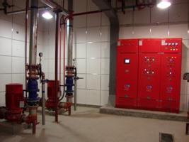 西安宇博机电设备有限公司--消防喷淋澳门永利官方入口控制