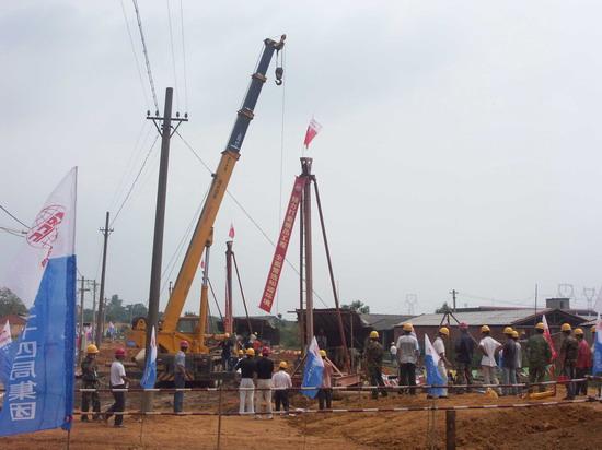 中国铁建项目