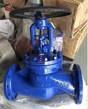 导热油系统选用波纹管截止阀是正确的选择