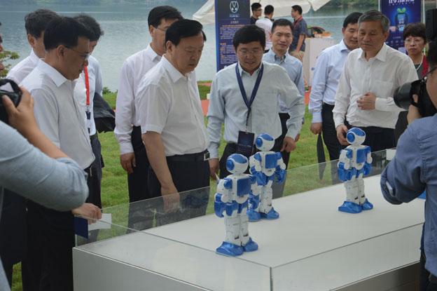 第三届中国机器人峰会暨全球海归千人宁波峰会