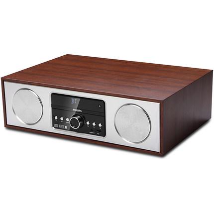 Philips/飞利浦 CN-DTM390/93无线蓝牙HIFI桌面台式CD音响