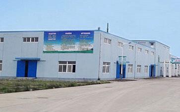 纤维素厂-淄博贝蕾化工公司生产厂区,环境整洁有序。